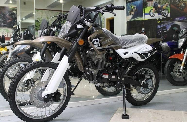 Мотоцикл Racer Enduro 150