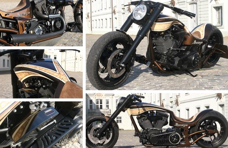 Custom-Wolf Harley-Davidson