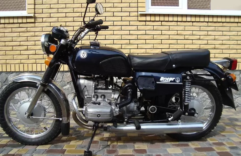 Мотоцикл Днепр Соло