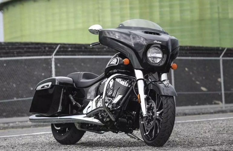2019 Indian Chieftain Limited Review
