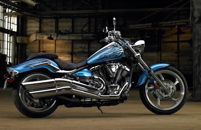 Мотоцикл Yamaha RAIDER S 1900 2011
