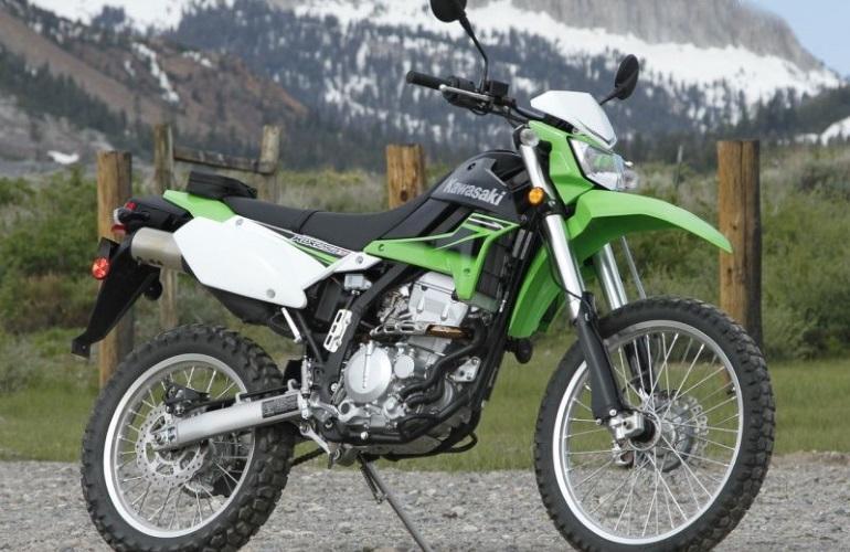 Эндуро-мотоцикл Kawasaki KLX250
