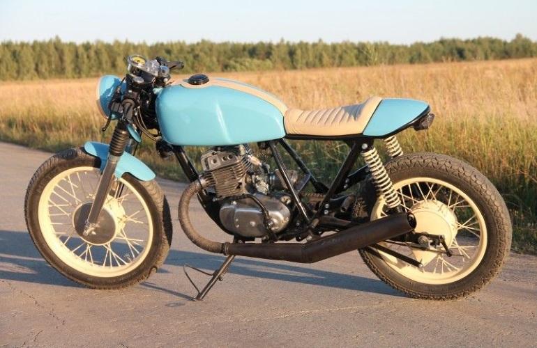 Cafe Racer из Восхода-3М