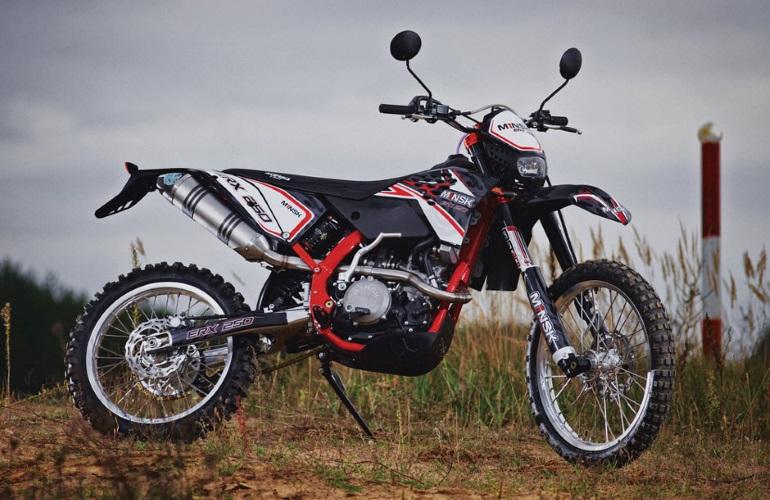 МИНСК RX 250