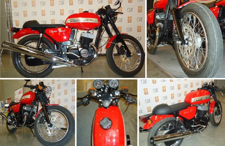 Jawa 350 Classic Sport
