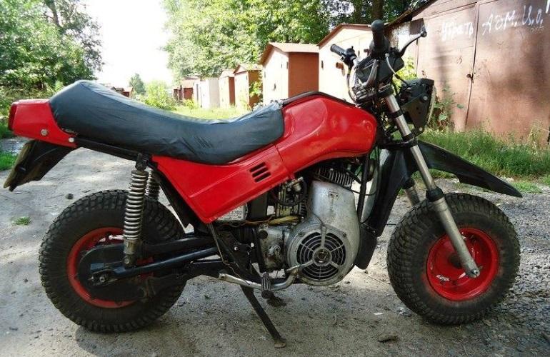 Мотоцикл Тула ТМЗ-5.952