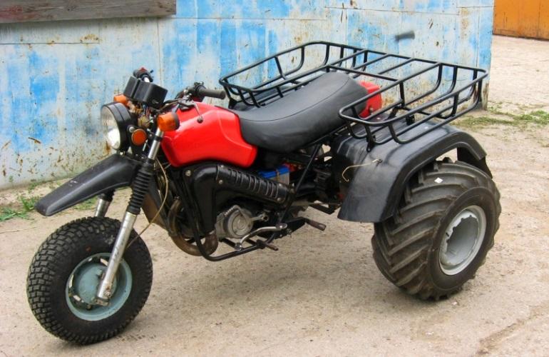 Трицикл Тула 5.971