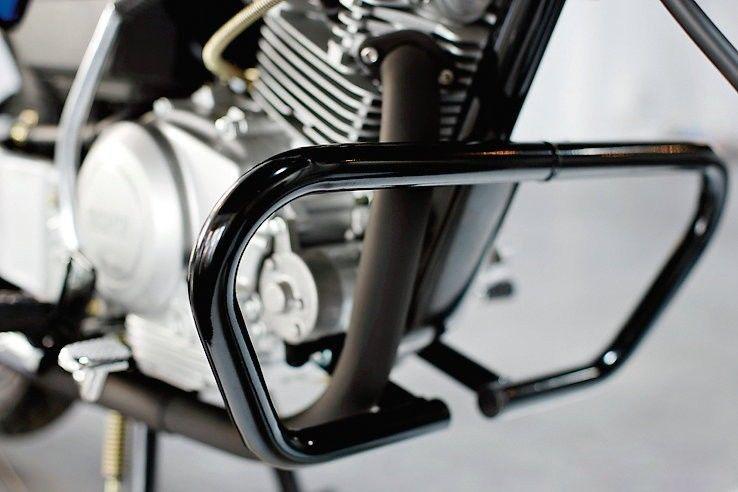 Yamaha ybr125 защитные дуги