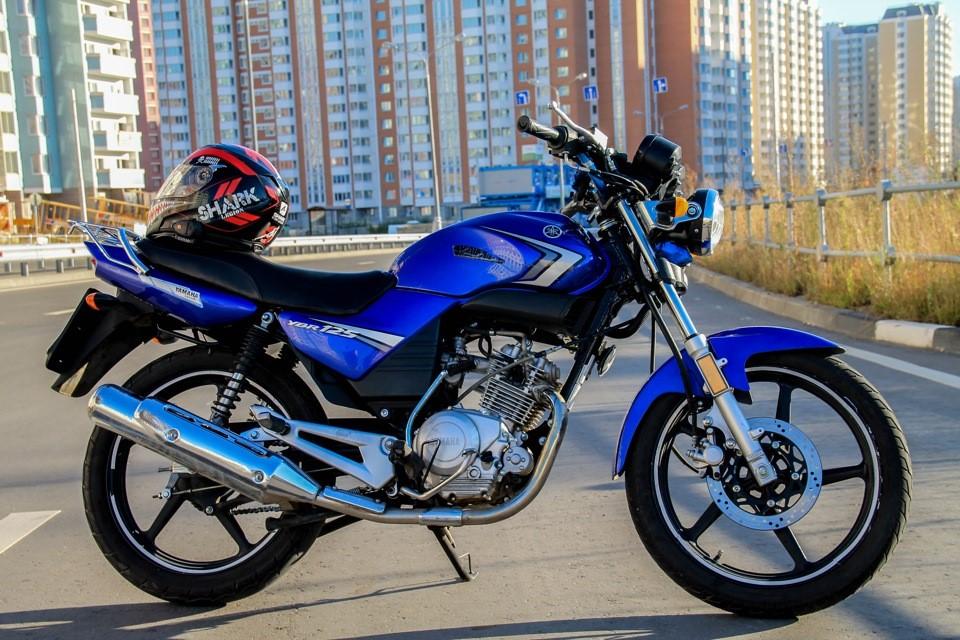 Мотоцикл Yamaha ybr125
